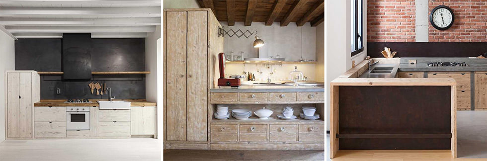 Idee Per Ristrutturare Casa Rustica.Cucine Rustiche Katrin Arens Design E Idee Originali Per Una