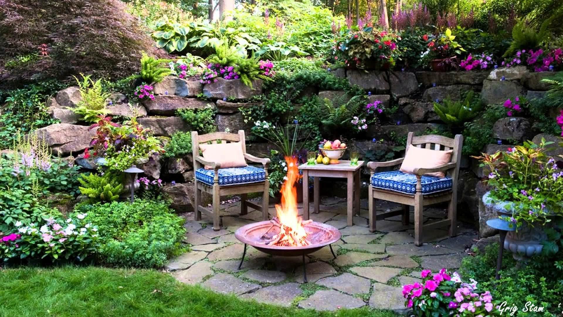 Progettare un giardino roccioso originale ed affascinante for Idea per giardino
