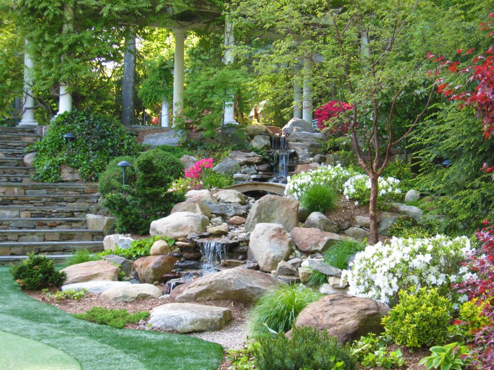 Progettare Un Giardino Roccioso Originale Ed Affascinante