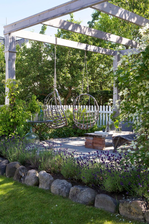 Come Fare Un Giardino Inglese progettare un giardino rustico pieno di colori e calore
