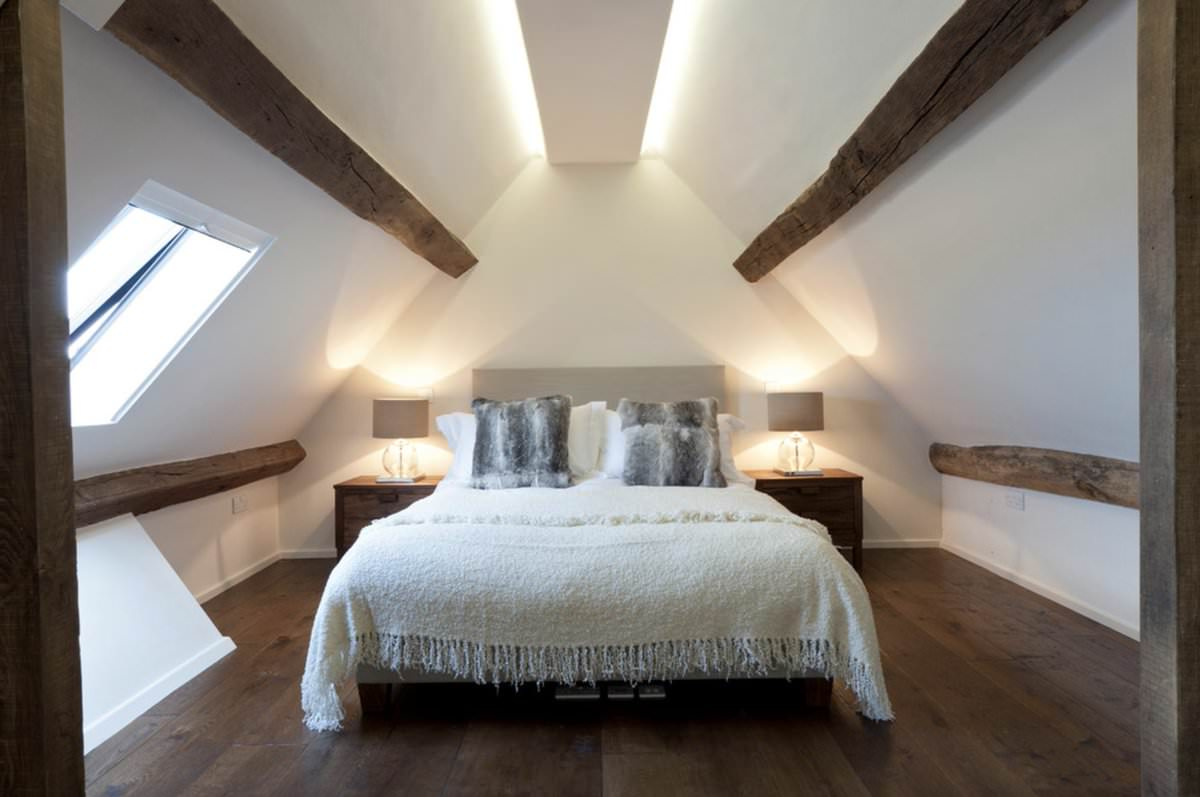 Illuminazione Mansarda • Illuminare l\'attico con luce ...