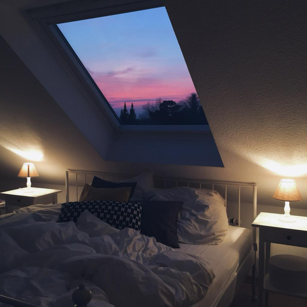 Dimensioni Finestre Camera Da Letto illuminazione mansarda • illuminare l'attico con luce