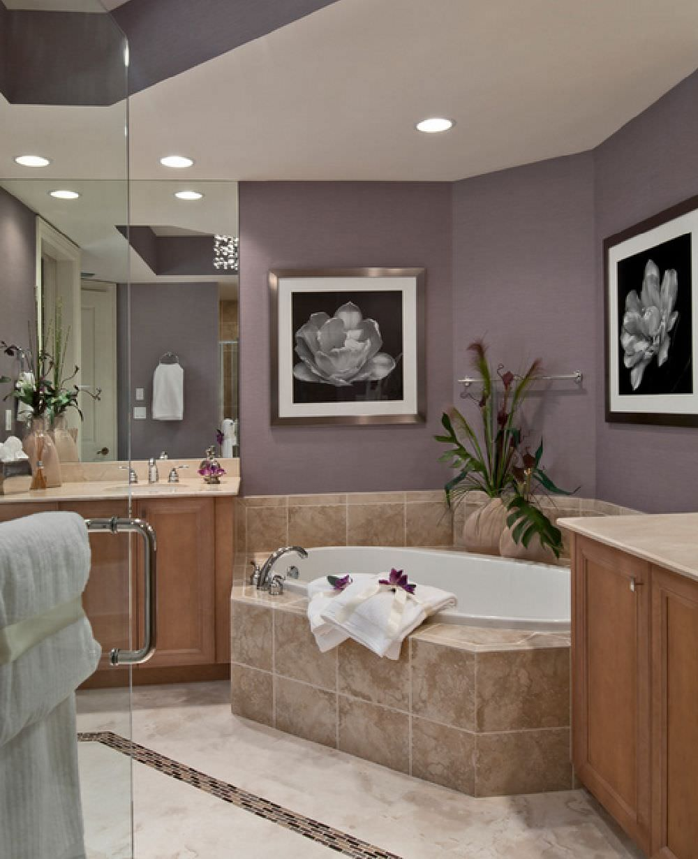 Come Pitturare Le Pareti Di Una Scala Interna imbiancare casa • colori di tendenza per ogni stanza • idee