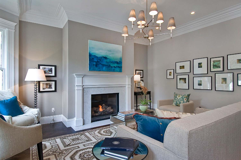 Come tinteggiare le pareti for Dipingere soggiorno idee