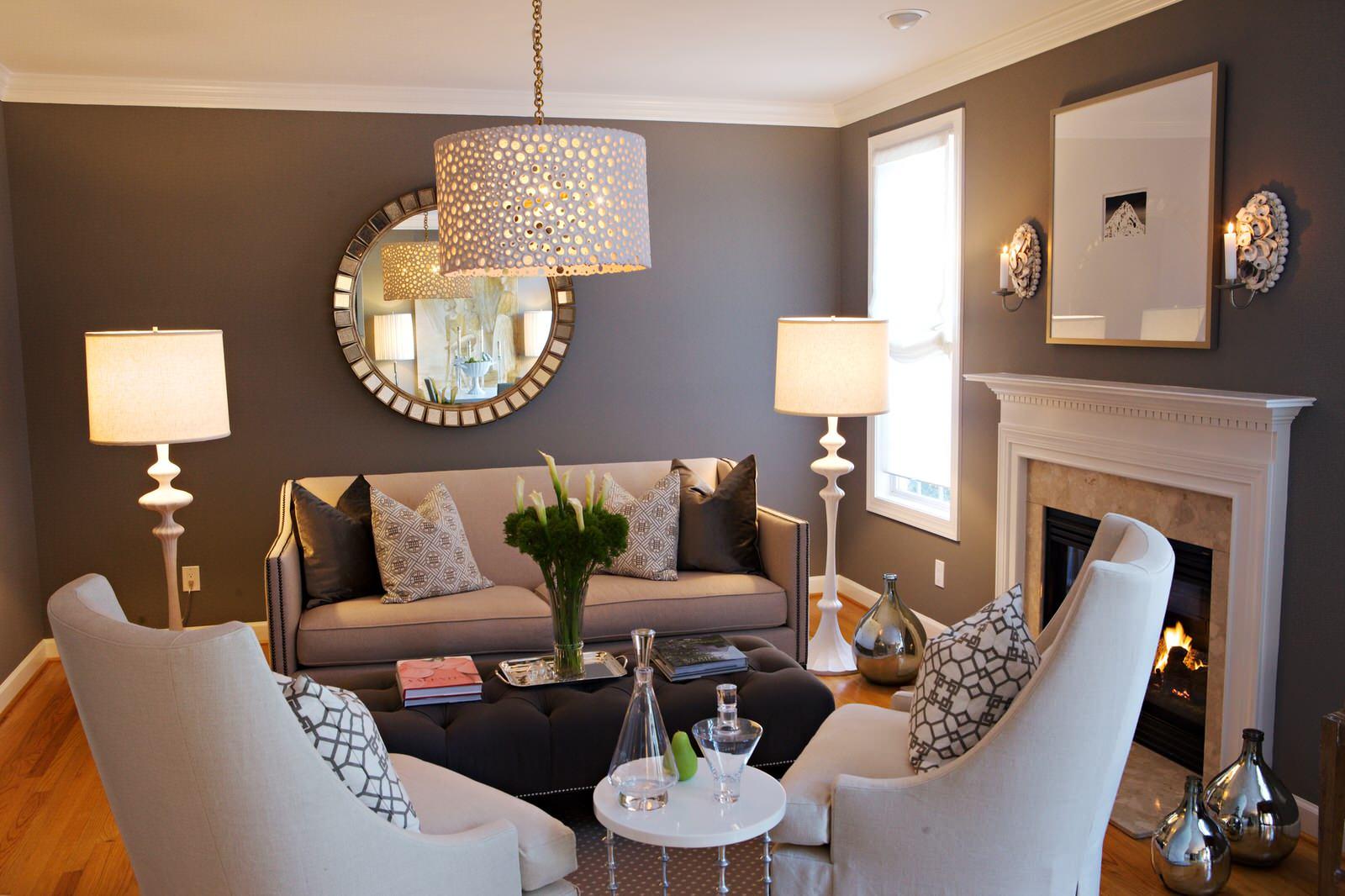 Idee Per Pitturare La Sala.Imbiancare Casa Colori Di Tendenza Per Ogni Stanza Idee