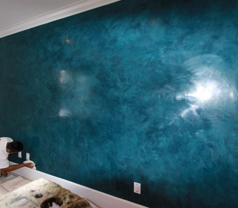Modi Di Dipingere Le Pareti.Pitturare Casa Tecniche Colori Costi E Idee Guida Per