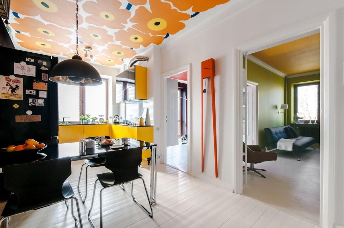 Soffitti A Volta In Cartongesso : Soffitti decorati u idee per rendere unico il soffitto di casa