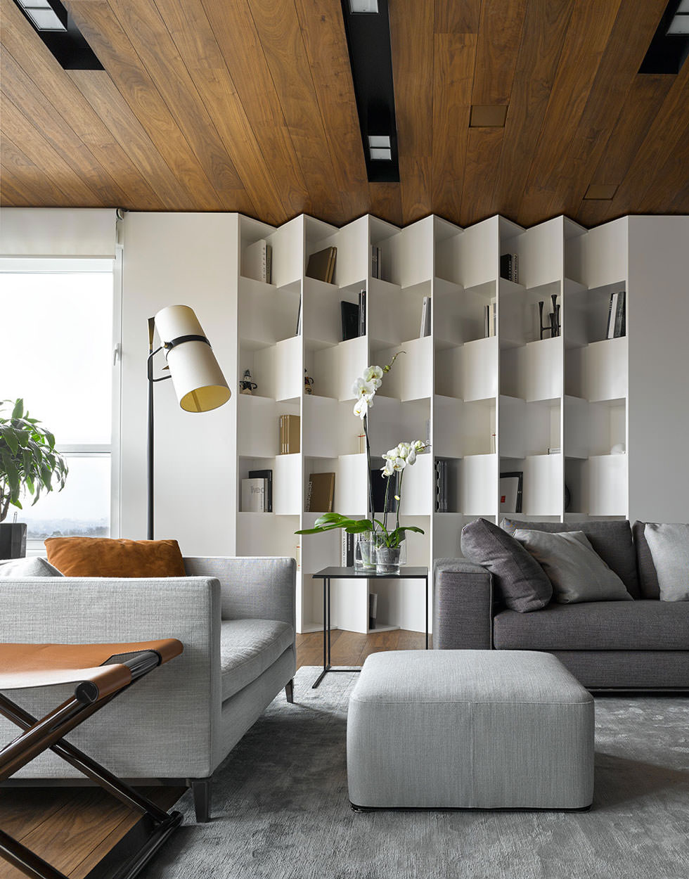 Soffitti decorati 40 idee per rendere unico il soffitto for Idee per decorare i muri di casa