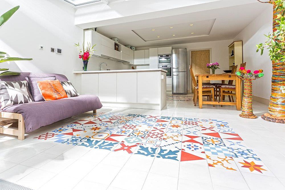 25 idee di piastrelle patchwork per una casa moderna e colorata