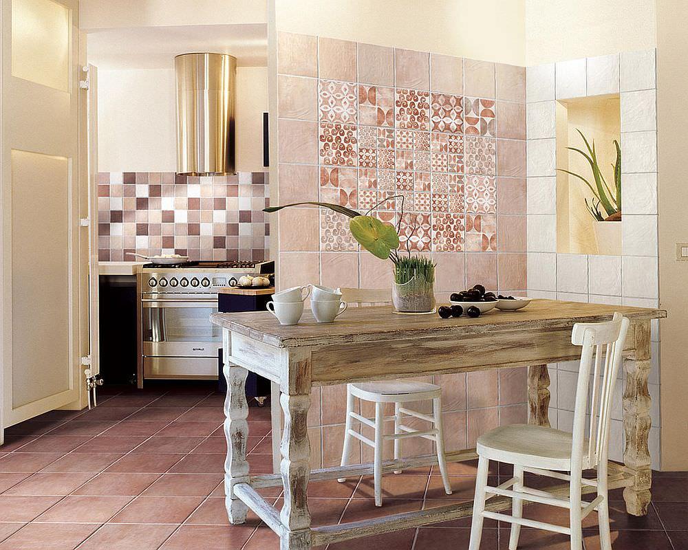 Rivestimento Cucina Patchwork.25 Idee Di Piastrelle Patchwork Per Una Casa Moderna E