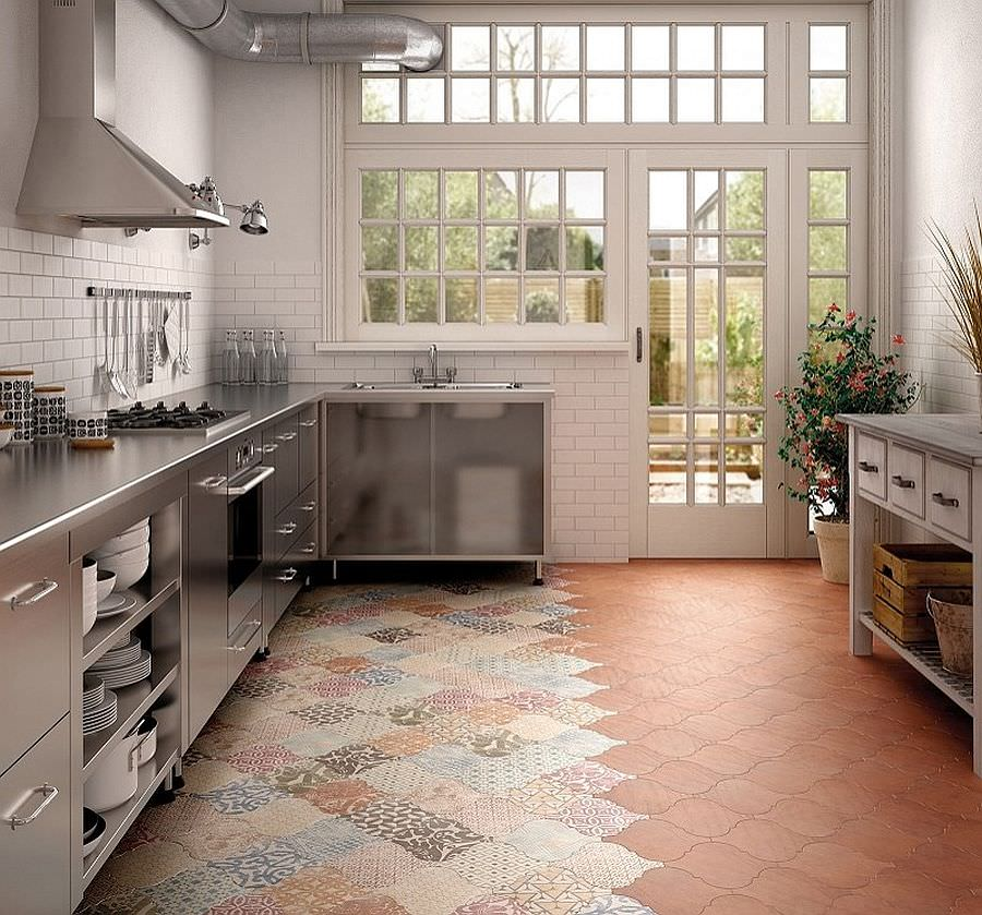 25 idee di piastrelle Patchwork per una casa moderna e ...