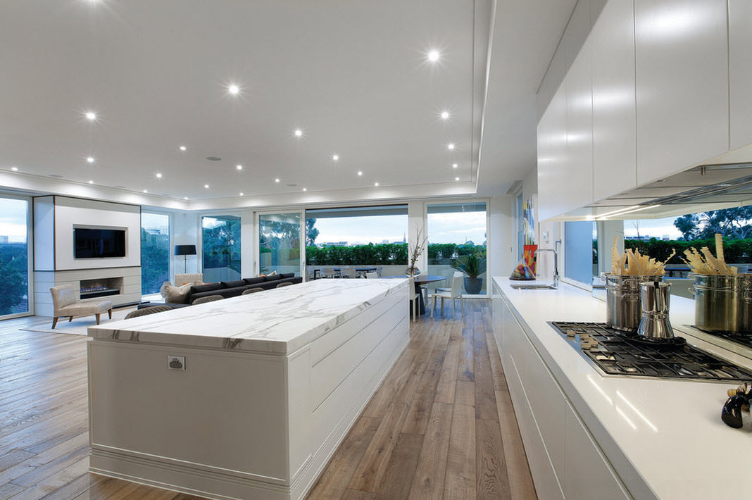 Parquet laminato vs pavimenti in legno differenze for Pavimenti per cucina e soggiorno