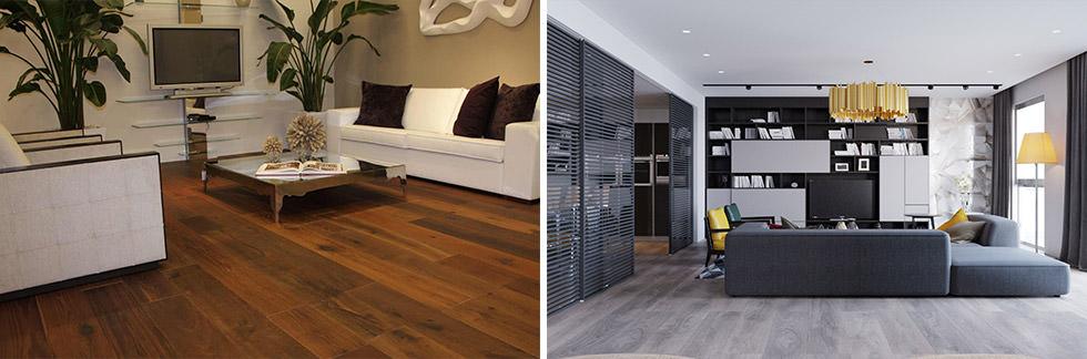 Parquet laminato vs Pavimenti in legno • Differenze, prezzi e idee ...
