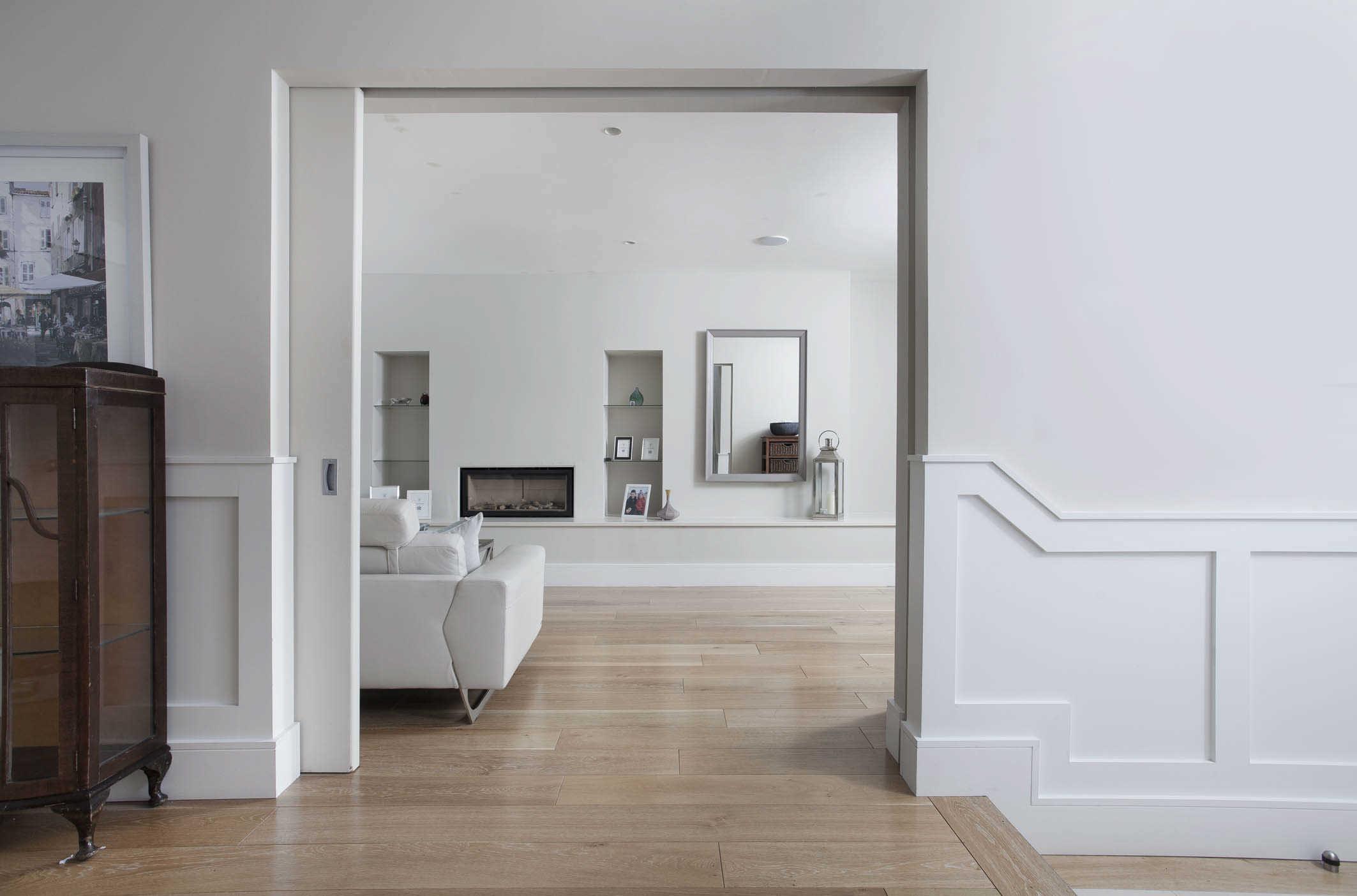 Porte Filo Muro Specchio porte scorrevoli • guida completa: tipologie, idee, prezzi