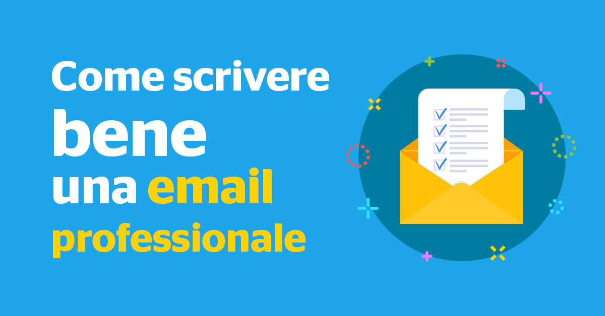 Come scrivere bene una email professionale - La guida - Start Preventivi