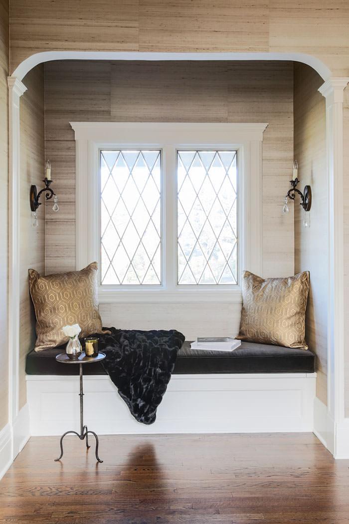 Divano Sotto La Finestra.100 Idee Angolo Lettura Per Una Stupenda Casa Moderna