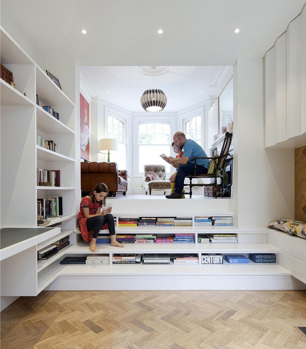 Migliori Libri Interior Design 100 idee angolo lettura per una stupenda casa moderna