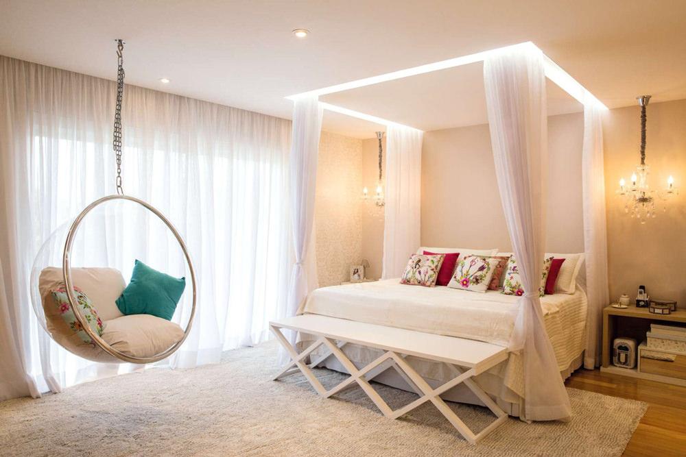 Ristrutturare camera da letto con il cartongesso • 40 idee ...