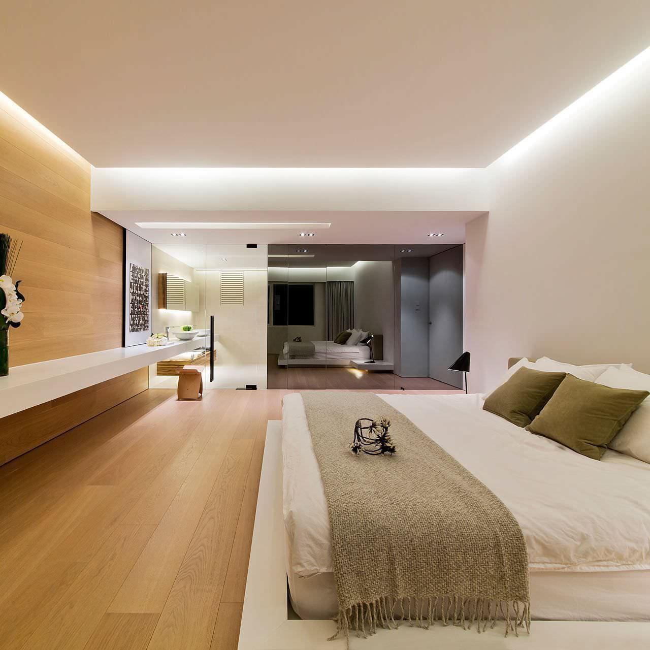 Ristrutturare camera da letto con il cartongesso 40 idee for La camera da letto