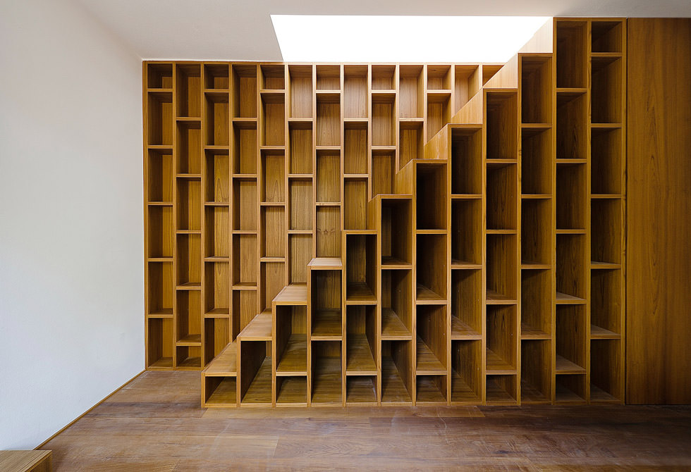Cassetti Nelle Scale : Scale interne in legno u guida introduttiva e idee per una