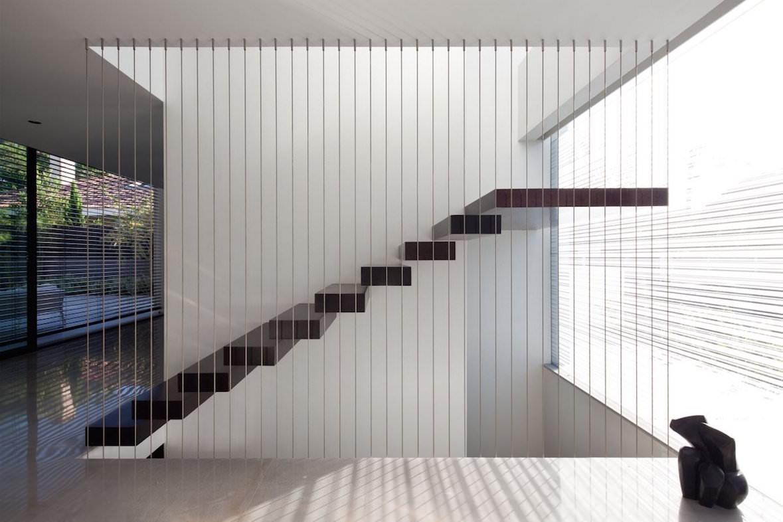 Scale Sospese Per Interni.40 Idee Scale Moderne E Creative Per Una Salita In Stile