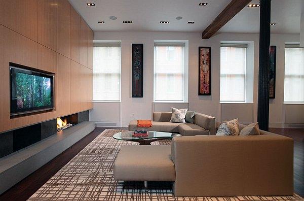 40 idee soggiorni minimal per una stupenda casa moderna for Minimal home mobili
