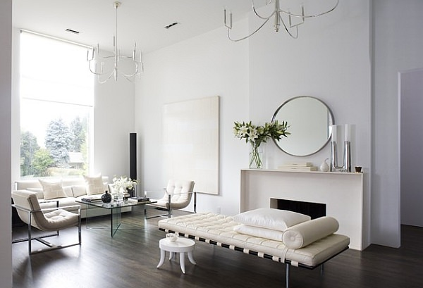 Bella casa minimalista in bianco - Start Preventivi