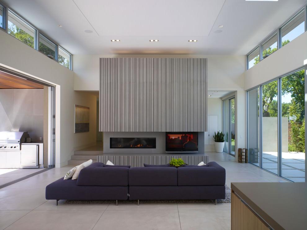 40 idee soggiorni minimal per una stupenda casa moderna ...