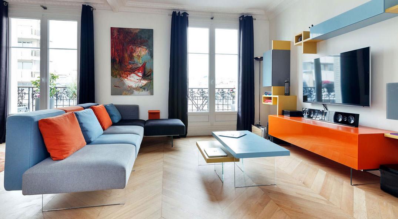 Soggiorno contemporaneo 100 idee e ispirazioni per il for Mobili salotto design