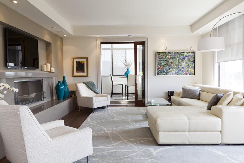 Soggiorno contemporaneo 100 idee e ispirazioni per il for Ambiente soggiorno moderno