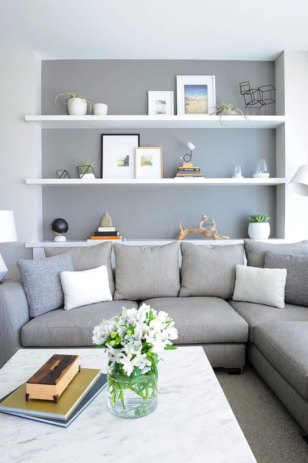 Soggiorno contemporaneo • 100 idee e ispirazioni per il salotto ...