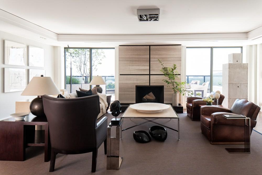 Soggiorno contemporaneo 100 idee e ispirazioni per il for Arredamento soggiorno moderno di lusso