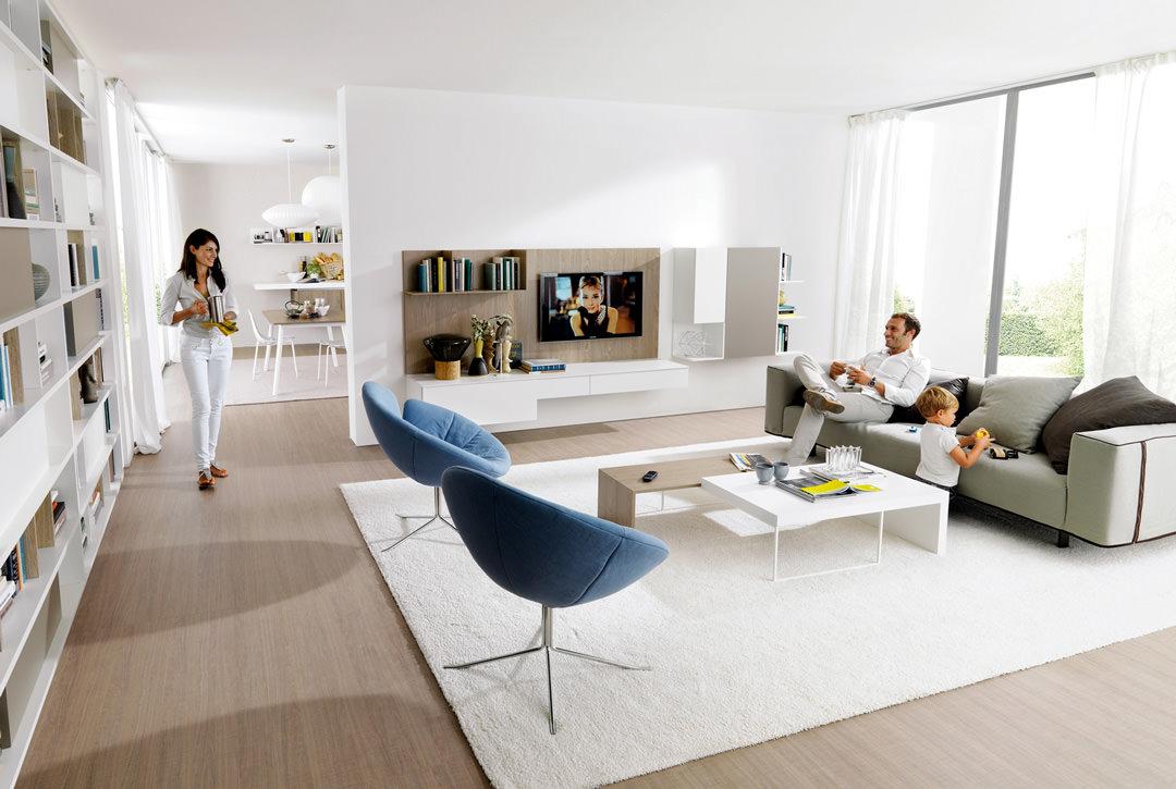Soggiorno moderno 100 idee per il salotto perfetto for Idee arredo casa