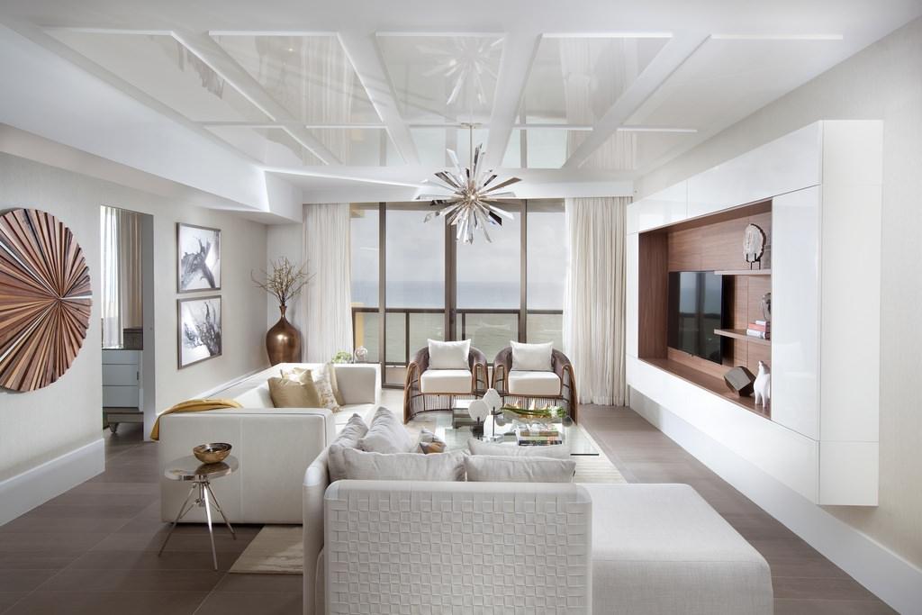 Soggiorno moderno 100 idee per il salotto perfetto for Soggiorni bianchi