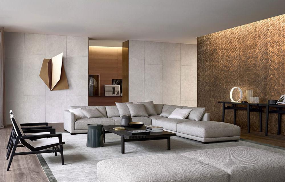 Soggiorno moderno 100 idee per il salotto perfetto for Salotto casa moderna