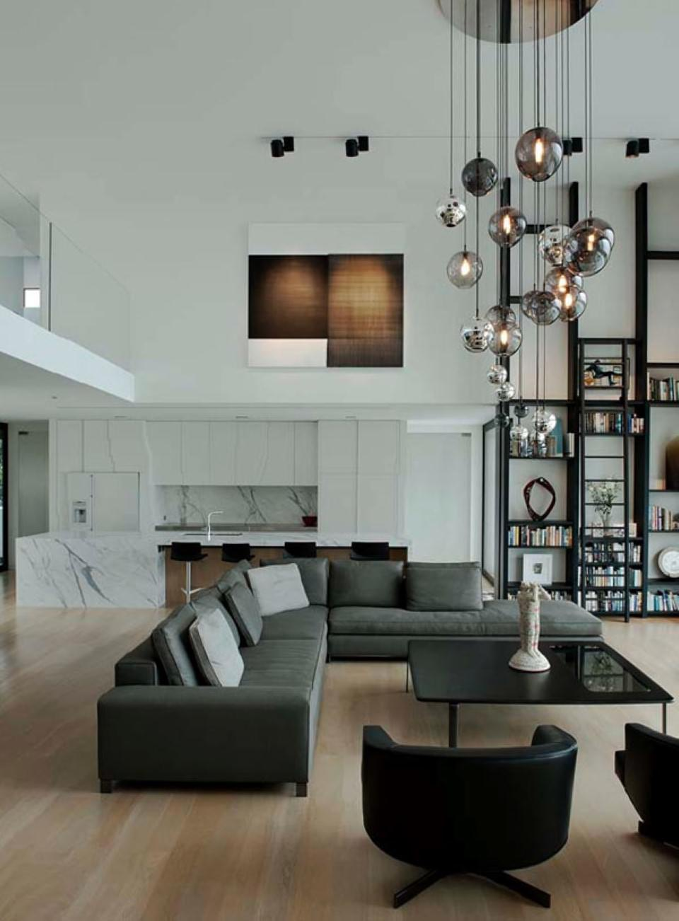 Illuminazione Per Soggiorno Moderno soggiorno moderno • 100 idee per il salotto perfetto