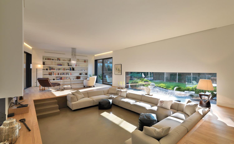 Soggiorno moderno 100 idee per il salotto perfetto for Zona living moderna