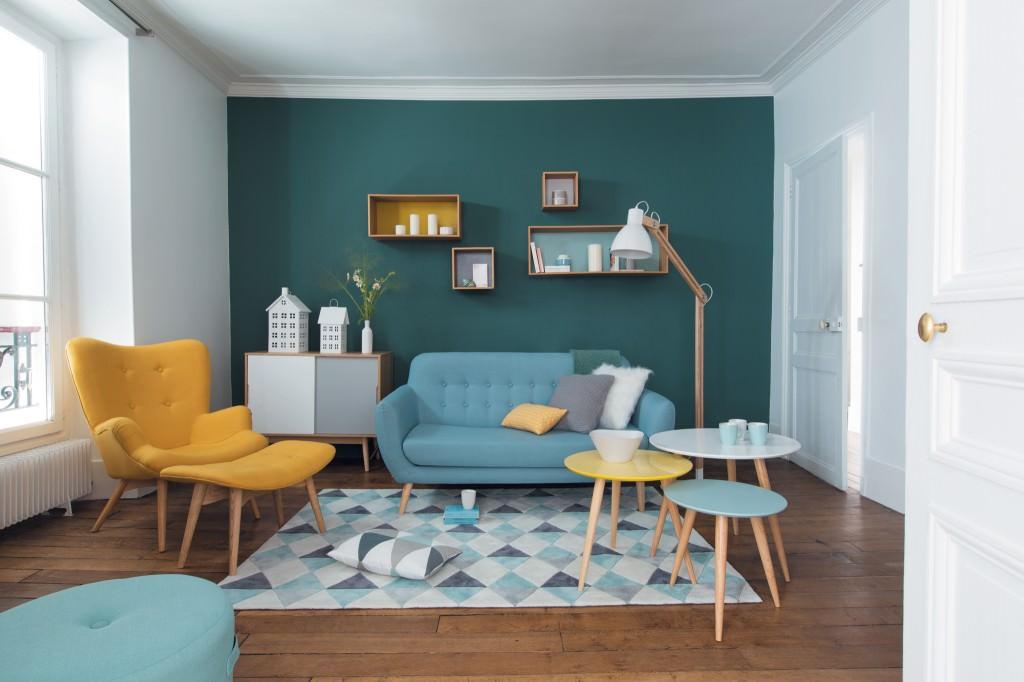 Soggiorno scandinavo • 50 idee per arredare un salotto ...