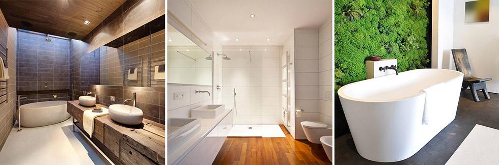 Bagno moderno - 100 idee bagno moderni - Start Preventivi