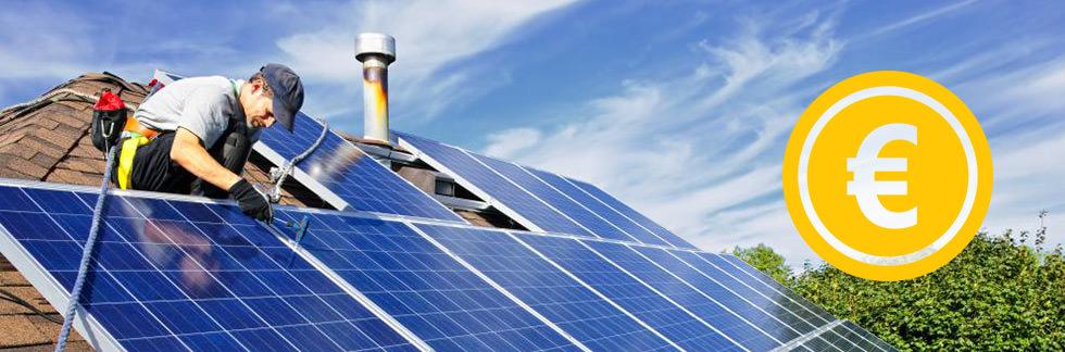 Costo impianto fotovoltaico - Prezzo pannelli fotovoltaici - Start Preventivi