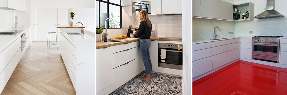 Pavimenti cucina - I migliori materiali - Start Preventivi