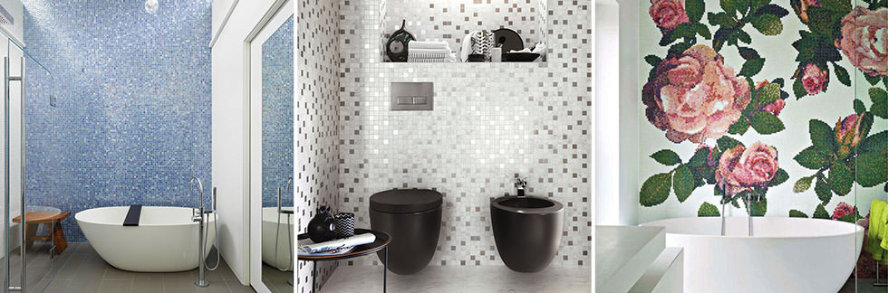 Blog Start Preventivi - Bagno in mosaico