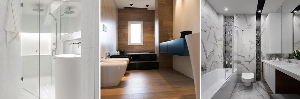 BAGNO // Ristrutturare un bagno piccolo