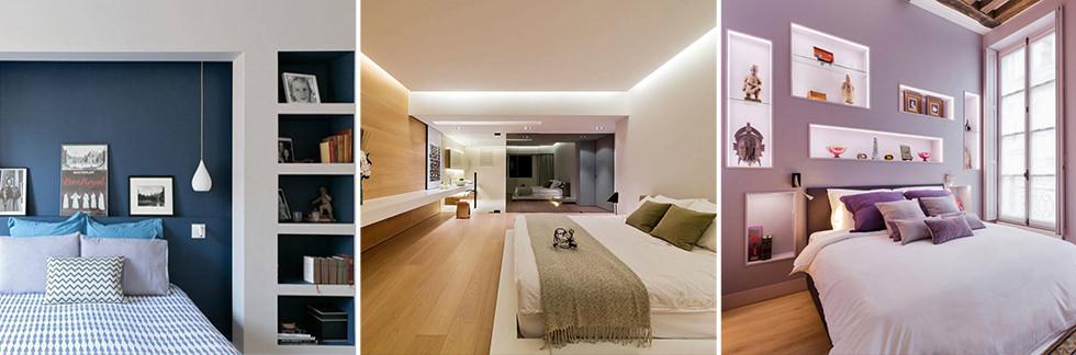Ristrutturare camera da letto con il cartongesso - Start Preventivi blog