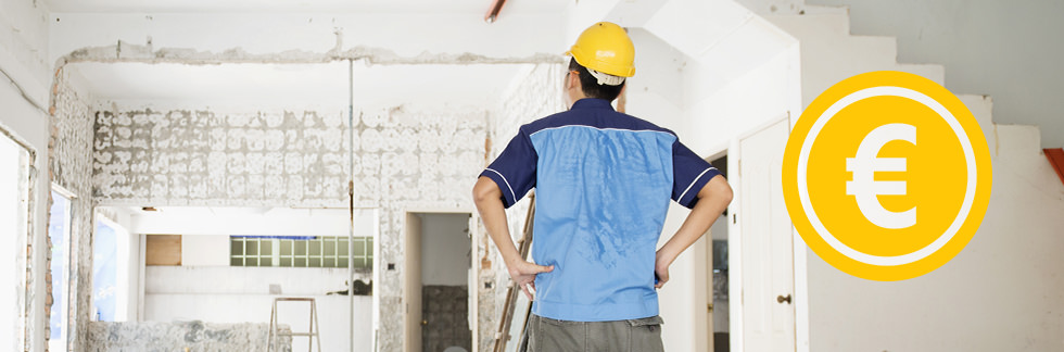GUIDA PREZZI // Quanto costa ristrutturare casa?