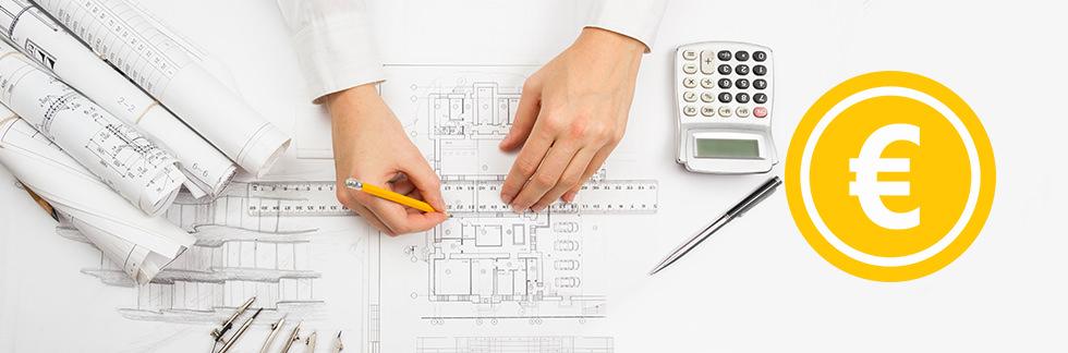 GUIDA PREZZI // Quanto costa un architetto?