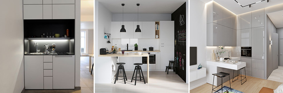 50 idee cucine piccole - Start Preventivi blog